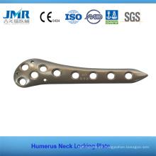 Völlig gefüllte Ce Marked Humerus Neck Locking Platten