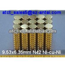 Gesinterte Seltenerd-Magneten für Magnetarmband