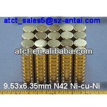 Sintered rare earth magnet for magnetic bracelet