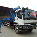 Isuzu Crane truck with Unic Crane