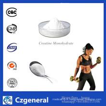La poudre de monohydrate de créatine de suppléments de santé pour la construction de Musle