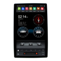 KD-1280 Tesla Style Universal Android 8.1 Bilstereo