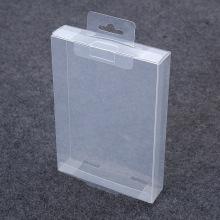 Impressão da tela do OEM Caixa de dobradura opaca dos PP (caixa de presente plástica)