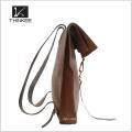 Custom Design Backpack Fashion Leather Backpack