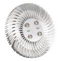 Aluminium-Druckguss Kaltschmieden Flexibler Kühlkörper