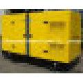 Generador silencioso del motor diesel del Reino Unido de la tarifa espera 150kVA 120kw