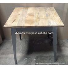 Industrial Design Restaurant Table