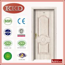 Резные стальные двери деревянные JKD-1252 для спальни и входная дверь