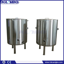 KUNBO 65 Gallon Electric Heating Beer HLT Hot Liquid Water Storage Tank