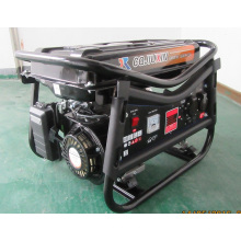 2.8kw V Type High Quality Gasoline Generator with a. C Single Phase