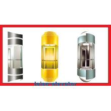 Glas Auto Dekoration Guten Preis Sightseeing Aufzug Lift