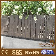 Valla de madera: 60 * 15 mm, solicitar el jardín