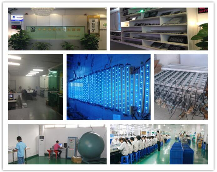 wall washer factory