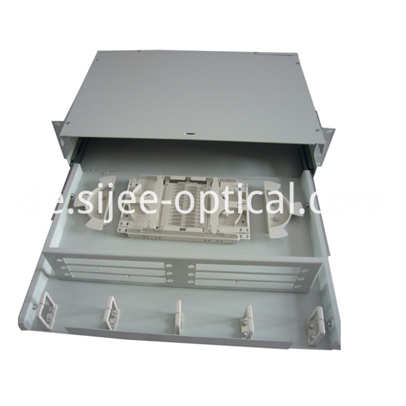 Fiber Optic Terminal Box 24 fibers