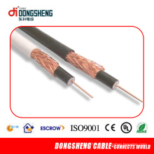 Cable Estándar Europeo Rg59 B / U