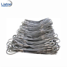 Mengangkat Alat Galvnized Wire Rope Sling