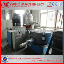 Turnkey! wpc wood plastic mixing machine