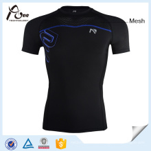 Tops de compressão masculina Specialized Athletic Wear