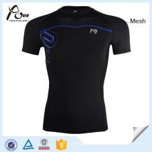 Hauts de compression pour hommes Vêtements d'athlétisme spécialisés