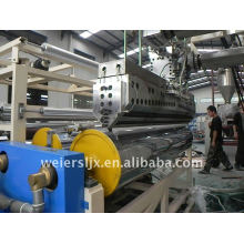 PE saran wrap Film production line
