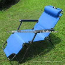 High backpack folding recliner chair/relaxing chair/zero gravity chair
