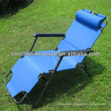 High backpack folding recliner chair/relaxing chair/zero gravity chair
