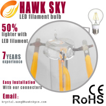 Seven years experience CE FCC certificate OEM/ODM filament light led manufacturer