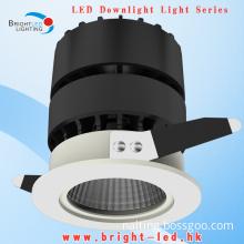 LED Recessed Down Light COB Bridgelux LED Down Light