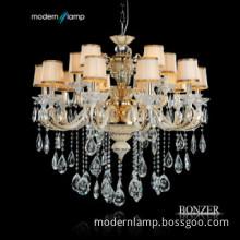 #2013 euro led crystal chandelier lamp & lighting&Lampe