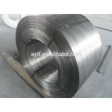 High Purity low price of Foundry flux Calcium/Ca cored wire for korea