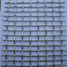 Malla de alambre prensada de acero inoxidable