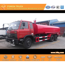 Dongfeng 10 rodas Dry Powder Fire-Engine