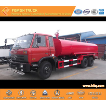 Dongfeng 4x2 153 Engine Fire Tanker Truck