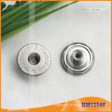 Metallknopf, benutzerdefinierte Jean Buttons BM1354