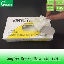 Günstige Handschuhfabrik / Clear Medical Handschuhe