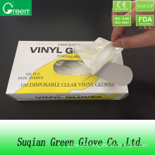 Cheap Glove Factory/Clear Medical Gloves