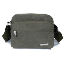 Promotional Fashion Men′s Bags, Horizontal Single Shoulder Leisure Bag for Business