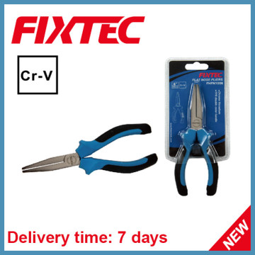 "6 ""CRV Metal Alicates Flat Nose Plier Alicates de corte"