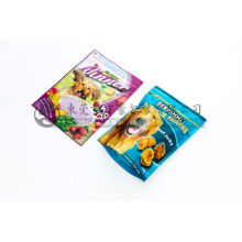 Custom Standing / Stand Up Pouch Bags, Dog Food Bag With Re-closable Ziplock Zipper