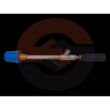 Hochdruck-Spritzpistole (ABS-Deckel - 1 Fuß)