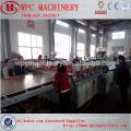 Qingdao Professional Factory PVC WPC board faisant ligne de production / WPC panneau de meuble faisant ligne de production