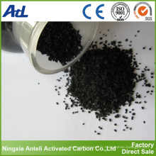 poudre de coquille de noix de coco de charbon actif