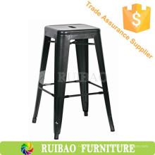 Morden Taburete de metal de alta silla de cocina con precio barato