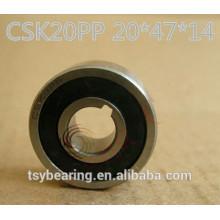 Máquina de lavar CSK Series uma maneira de embreagem rolamento csk 20 pp csk20pp csk20 pp