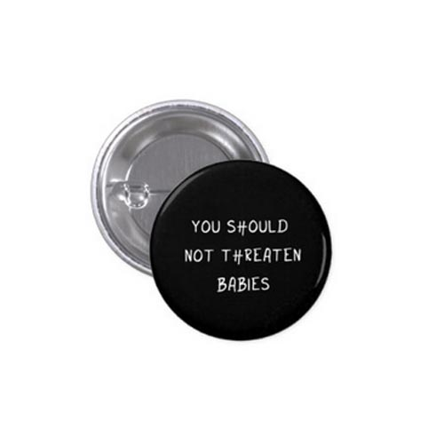 Custom Persoalized Blank Button Badges