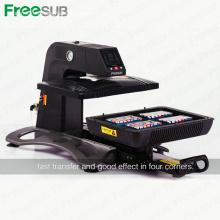 Máquina automática de la prensa del calor de la taza de la sublimación del vacío 3D
