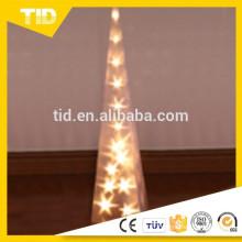 Feuilles réfléchissantes Lampe à Noël