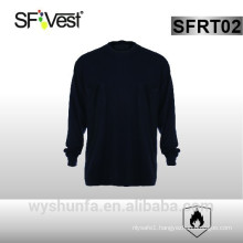 FR Crew Neck T-shirt With Long Sleeve
