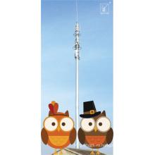 Стабильная GSM связь стальная Башня для мобильного