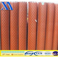 Malla de metal expandido Galvnaized de alta calidad (XA-EM001)
